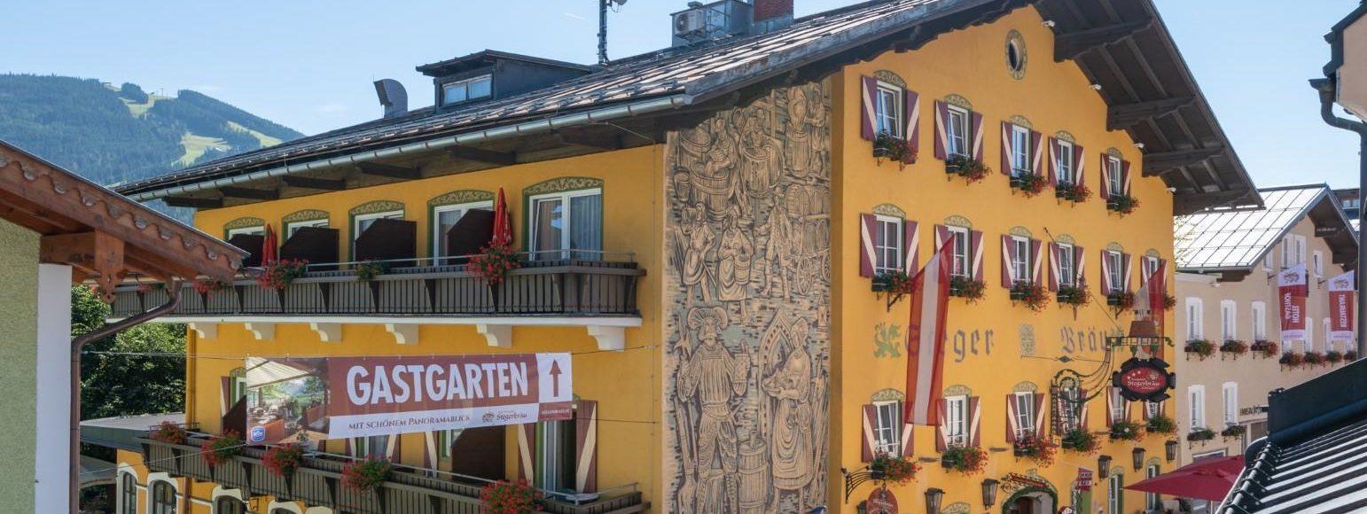 Stegerbraeu Unterkufnt Radstadt