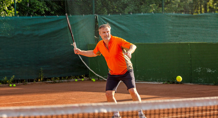 Tennis Spielen Shutterstock 2