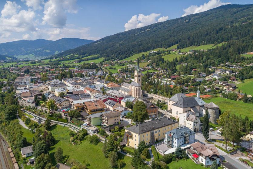 Urlaub Stadt Radstadt Tourismusverband Radstadt Lorenz Masser 1