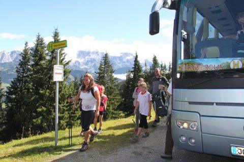 Wanderbus Radstadt Tourismusverband Radstadt 1