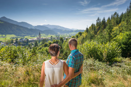 Wandern Rossbrand Tourismusverband Radstadt Lorenz Masser 2