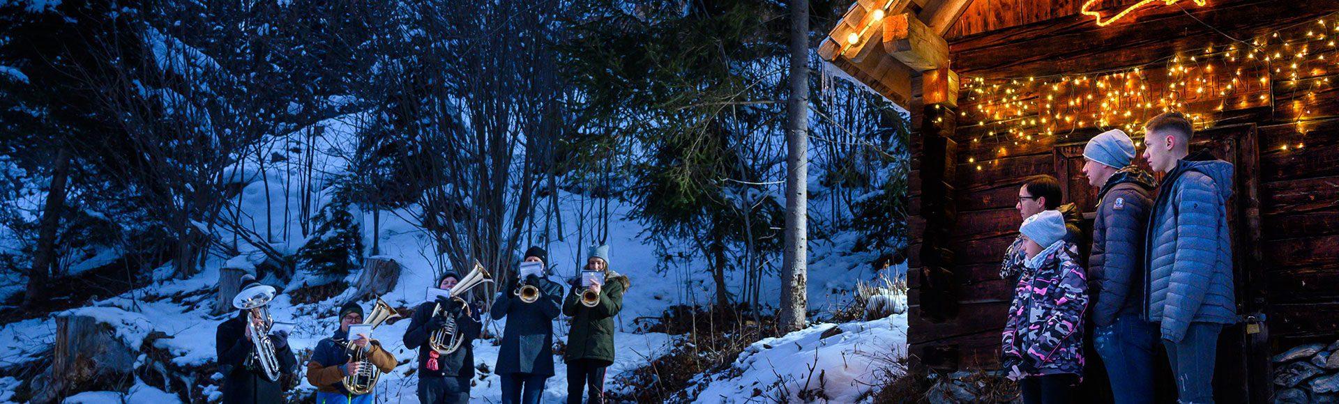 Weihnachtswanderung Tourimusverband Radtadt Lorenz Masser 2