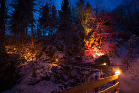 Weihnachtswanderung Tourimusverband Radtadt Lorenz Masser 5