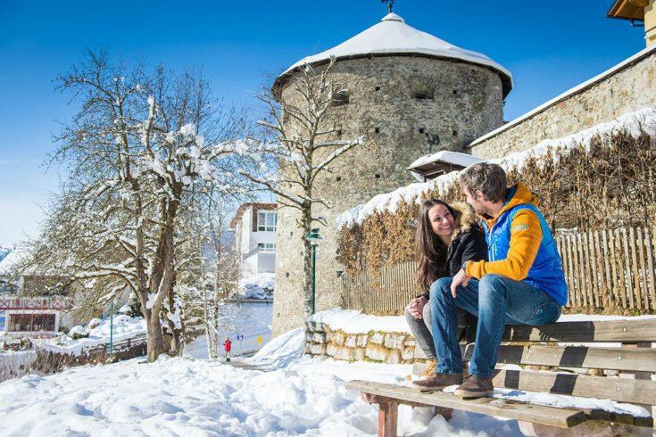 Winterspaziergang Winterurlaub Tourismusverband Radstadt Lorenz Masser 1