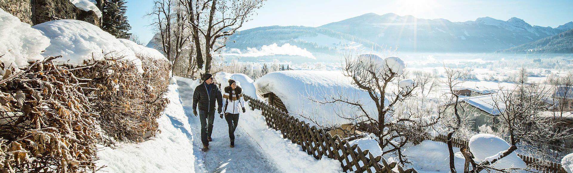 Winterwandern Tourismusverband Radstadt Markus Rohrbacher 1