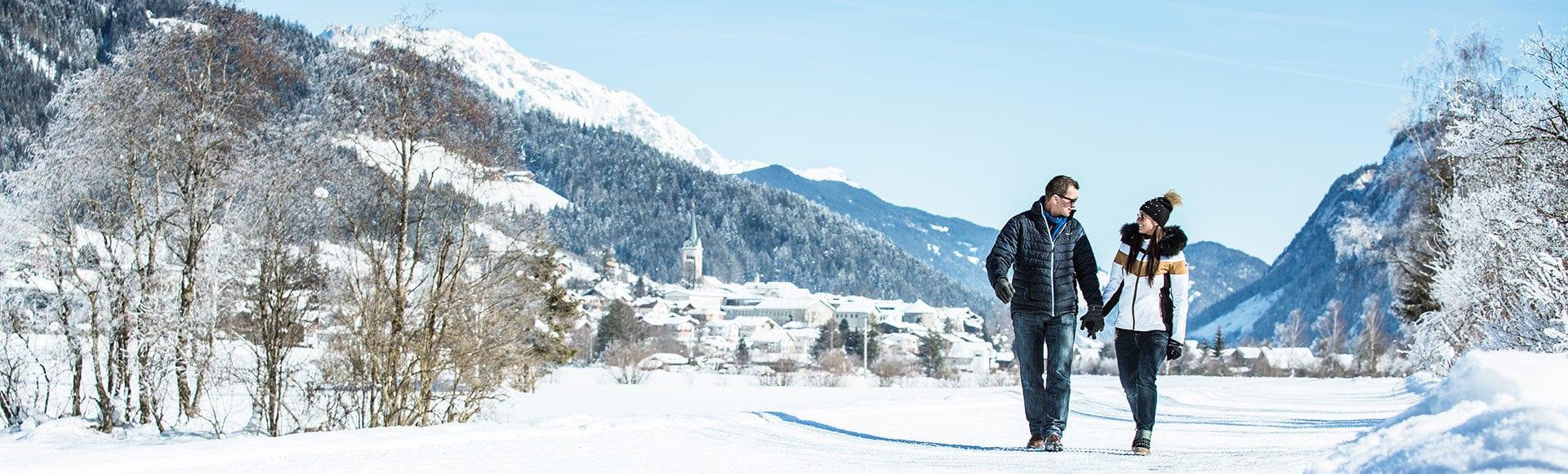 Winterwandern Winterurlaub Radstadt Tourismusverband Radstadt Markus Rohrbacher 1