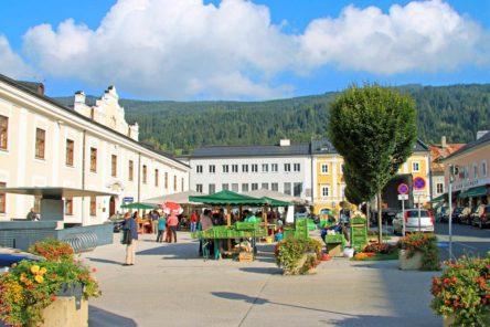 Wochenmarkt Tourismusverband Radstadt 1